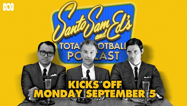 Ed, Sam and Santo