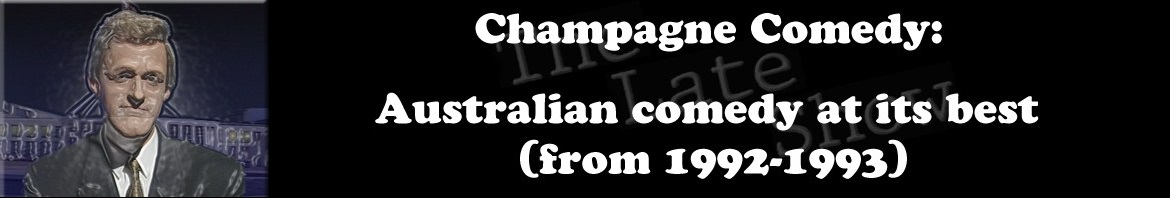 ChampagneComedy.com - The Late Show Ultimate Fan Site